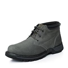 CAT/卡特年深灰色男装休闲靴I-科技(ITECH)P717839E3VDI03