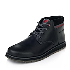 CAT/卡特专柜同款黑色男子户外休闲低靴P720072E3EDC01  潮流密码(CODE)