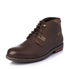 CAT/卡特专柜同款男士户外休闲低靴P720138E3EDY35年轻复古(YH)