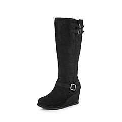 CAT/卡特专柜同款秋冬黑色女子牛皮休闲靴传奇复古(Legendary Raw)P308022