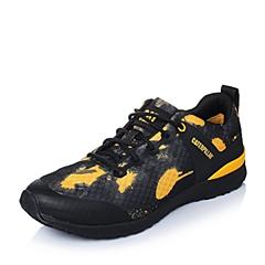 CAT卡特年春夏黄黑印花男士休闲鞋活跃装备(Active)P719765F1KMA97