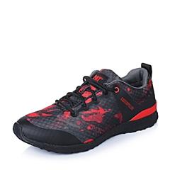 CAT卡特年春夏红黑印花男士休闲鞋活跃装备(Active)P719765F1KMA97