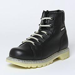 CAT/卡特秋季专柜同款黑色牛皮/织物男户外休闲鞋粗犷装备P720376F3BDR09