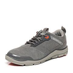 CAT/卡特专柜同款浅灰色男休闲鞋活跃装备(Active)P719714
