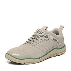 CAT/卡特专柜同款灰白色男休闲鞋活跃装备(Active)P719714