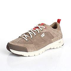 CAT/卡特专柜同款深卡其牛皮/橡胶男户外休闲鞋P721104G1MMA14