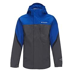 Columbia/哥伦比亚 男子户外防水透气热能反射单层冲锋衣PM2930437