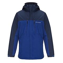 Columbia/哥伦比亚 男子户外运动 防泼水夹棉冲锋衣WM5499465