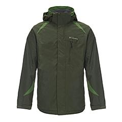Columbia/哥伦比亚 专柜同款男子户外防水三合一冲锋衣PM7812347