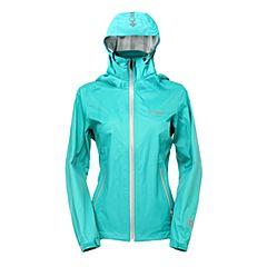Columbia/哥伦比亚春夏女蓝色野外探索2.5层冲锋衣PL2407922--OMNI-TECH
