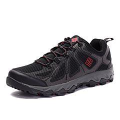 Columbia/哥伦比亚 专柜同款男子户外轻量缓震抓地徒步鞋BM1761010
