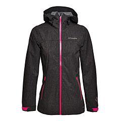 Columbia/哥伦比亚 17春夏新品专柜同款女子防水冲锋衣PL2588011