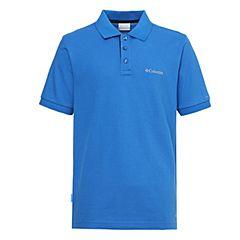 Columbia/哥伦比亚 专柜同款 17春夏新品男款时尚纯色简约运动POLO衫PM3706438