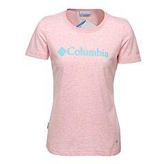 Columbia/哥伦比亚 专柜同款 17春夏新品女子时尚印花吸湿T恤PL2583956