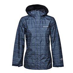 Columbia/哥伦比亚 专柜同款 17春夏新品女子防水透湿速干冲锋衣夹克RR1017419