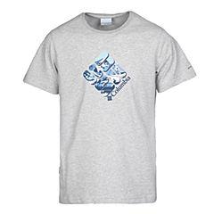 Columbia/哥伦比亚 专柜同款 17春夏新品男子LOGO印花吸湿短袖T恤PM3697039