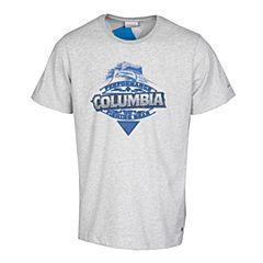 Columbia/哥伦比亚 专柜同款 17春夏新品男子T恤PM3704039