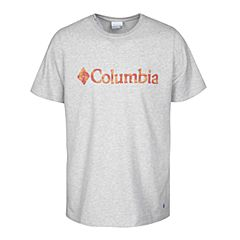 Columbia/哥伦比亚 专柜同款 17春夏新品男子LOGO印花吸湿透气T恤PM3705039