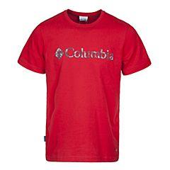 Columbia/哥伦比亚 专柜同款 17春夏新品男子LOGO印花吸湿透气T恤PM3705691