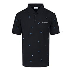 Columbia/哥伦比亚 专柜同款 17春夏新品男子翻领T恤PM3684010