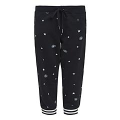 CONVERSE/匡威 新款女子时尚子系列针织中裤10001400001