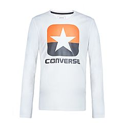 CONVERSE/匡威 新款男子时尚子系列长袖T恤10002796102