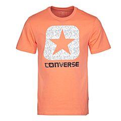 CONVERSE/匡威 2017新款男子短袖图案T恤10003677-A02