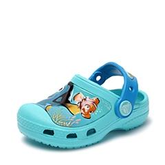 Crocs卡骆驰 儿童 春夏 专柜同款 海底总动员多莉小克骆格  浅湖蓝  沙滩 旅行 戏水 童鞋 202683-40M