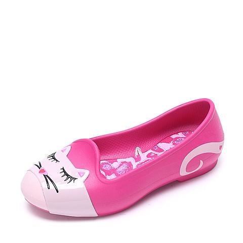 伊芙小动物儿童平底鞋