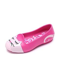Crocs卡骆驰 儿童   专柜同款 伊芙小动物儿童平底鞋 糖果粉 沙滩 旅行 戏水 童鞋 203522-6X0