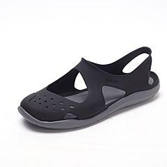 CROCS 卡骆驰 2017年春夏季 新款女士激浪涉水鞋黑色203995-001