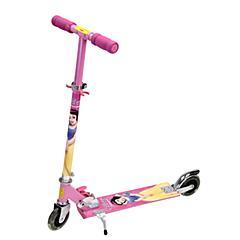 迪士尼(Disney)快乐闪光两轮滑板车 DC1010 粉色公主