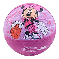 迪士尼米妮儿童1号橡胶篮球