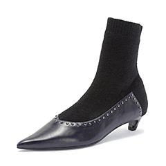 简约 中靴