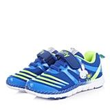 MIFFY/米菲童鞋2015春季新款PU/织物蓝色男小童毛毛虫运动鞋跑步鞋休闲鞋DM0236