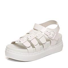 millie's/妙丽夏季专柜同款牛皮女凉鞋LN202BL7