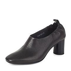 millie's/妙丽秋季新款牛皮时尚高跟女单鞋K3088CM7