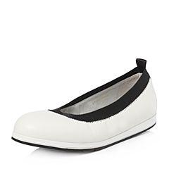 millie's/妙丽2018春专柜同款牛皮时尚平底女单鞋LT202AQ8