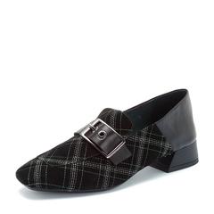 millie's/妙丽2018秋专柜同款羊皮一脚蹬方跟女单鞋LW820CM8