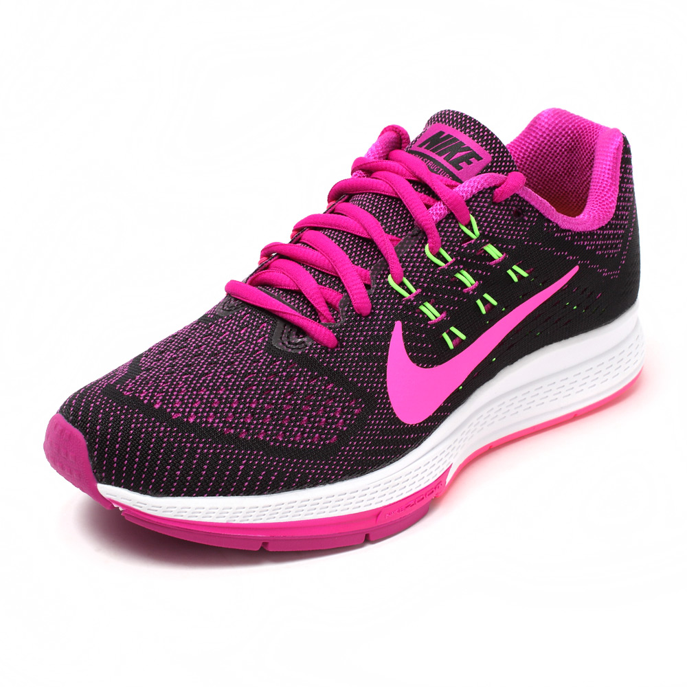 more photos 43612 6a693 NIKE耐克新款女子W NIKE AIR ZOOM STRUCTURE 18跑步鞋683737-500 ...