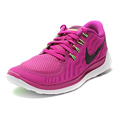 NIKE耐克2015年新款女子FREE 5.0跑步鞋724383-501