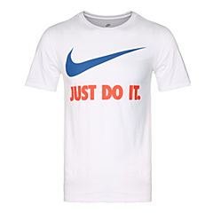 NIKE耐克2018年新款男子AS M NSW TEE JDI SWOOSH NEWT恤707361-100
