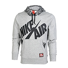 NIKE耐克 新款男子AIR AW77 PO HOODY卫衣/套头衫689383-063