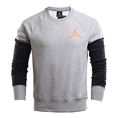 NIKE耐克2016年新款男子THE VARSITY GRAPHIC CREW卫衣/套头衫724515-064