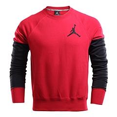 NIKE耐克2016年新款男子THE VARSITY GRAPHIC CREW卫衣/套头衫724515-687