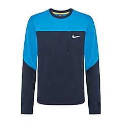 NIKE耐克2016年新款男子NIKE AV15 FLC CREW卫衣/套头衫727501-452