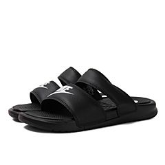 NIKE耐克女子WMNS BENASSI DUO ULTRA SLIDE拖鞋819717-010