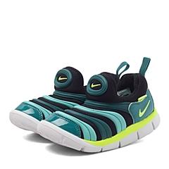 NIKE耐克2016新款DYNAMO FREE (TD)儿童毛毛虫跑步鞋343938-009