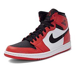 NIKE耐克2017年新款男子AIR JORDAN 1 RETRO HIGH篮球鞋332550-800