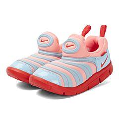 NIKE耐克2017新款NIKE DYNAMO FREE (TD)儿童毛毛虫复刻鞋343938-619